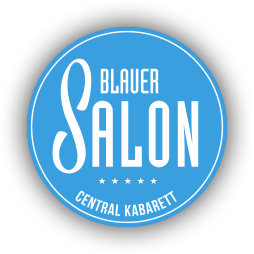 Logo Blauer Salon