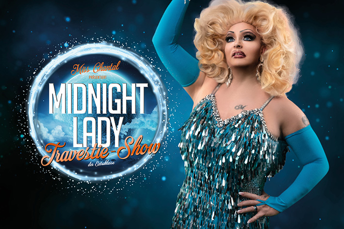 *NEU* Miss Chantal: Midnight Lady